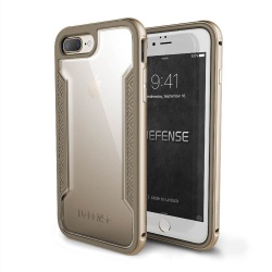 X-DORIA DEFENSE SHIELD IPHONE 7 PLUS SPACE - Złoty