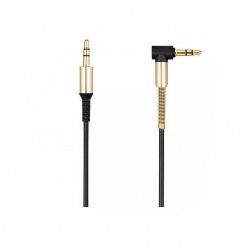 HOCO AUX CABLE 100CM BLACK