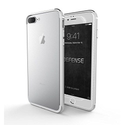 X-DORIA DEFENSE EDGE IPHONE 7 PLUS SILVER