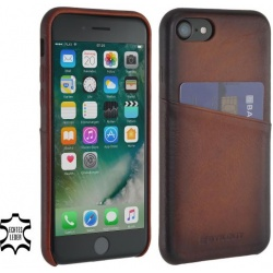 Etui do/na Apple iPhone 7 - Cover, brown Antik