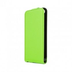 FLIPCOVER NA IPHONE 5/5S ZIELONY (ZIELONY)