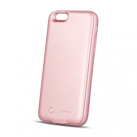 Battery Case Forever iPhone 6/6S 3000mAh różowe-złota