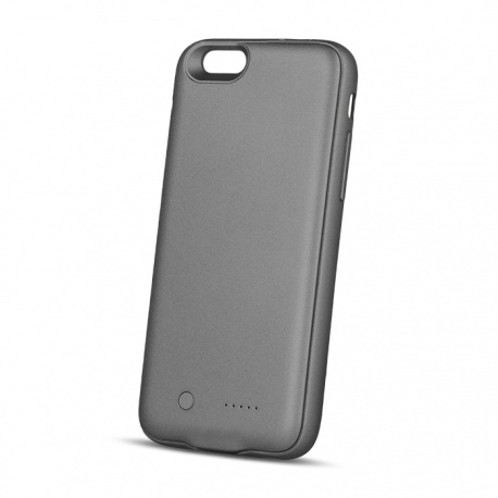 Battery Case iPhone 6/6S 3000mAh + microSD czarna
