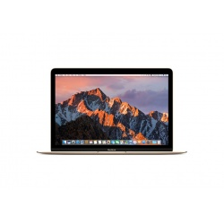 Apple Macbook 12-inch 1.3GHz dual-core Intel Core i5, 512GB - Gold - komputer przenośny