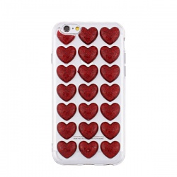 Nakładka Heart3 3D do iPhone 6 / iPhone 6s
