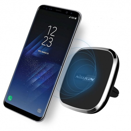 NILLKIN CAR VENT MOUNT WIRELESS CHARGER BLACK