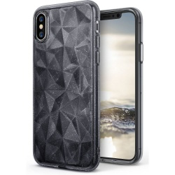 RINGKE AIR PRISM IPHONE X/10 GLITTER GRAY