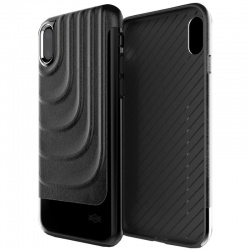 X-DORIA SPARTAN - ETUI IPHONE X (BLACK)