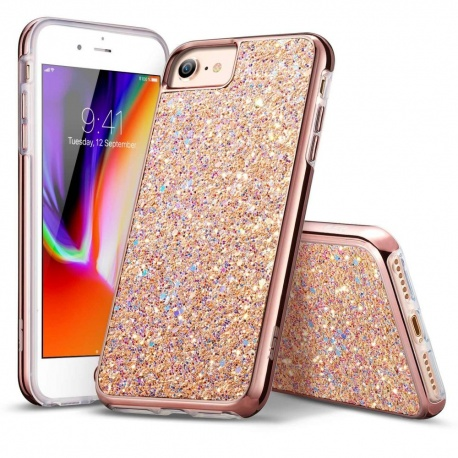 ESR SPARKLY SEQUINS IPHONE 7/8 ROSE GOLD