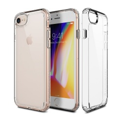 Patchworks Lumina iPhone 8/7/6 - Clear / Clear