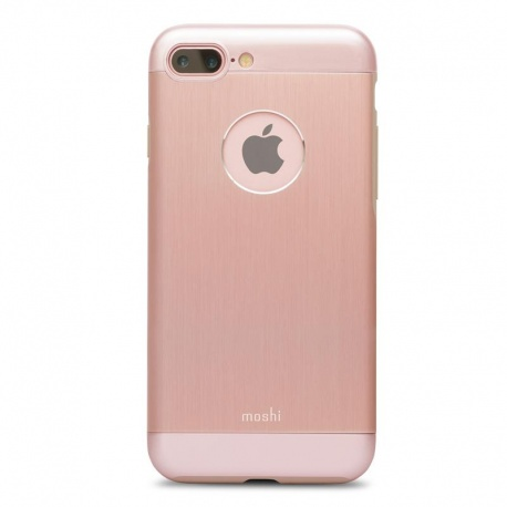 MOSHI ARMOUR - ETUI ALUMINIOWE IPHONE 7 PLUS (GOLDEN ROSE)