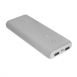 Trust powerbank 16 750 mAh Portable Charger szary
