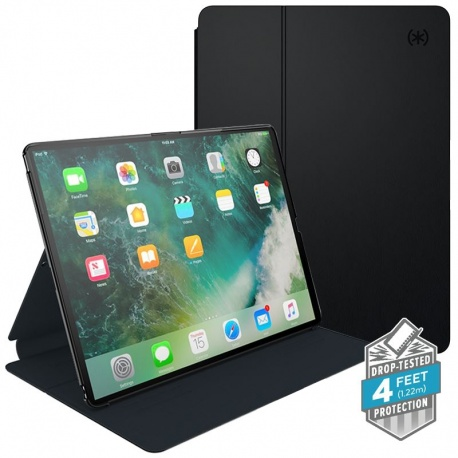 "SPECK BALANCE FOLIO LEATHER - ETUI SKÓRZANE IPAD 9.7"" (2018/2017) / IPAD PRO 9.7"" / IPAD AIR 2"