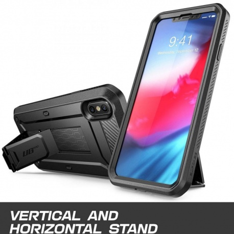 SUPCASE UNICORN BEETLE PRO IPHONE X/XS BLACK
