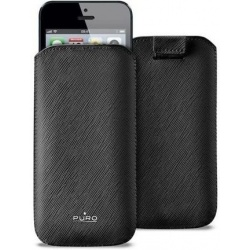PURO Essential Slim Etui iPhone 5 / 5s (czarny)