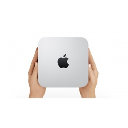 Apple Mac mini dual-core i5 2.6GHz/8GB/1TB/Iris Graphics Srebrny - Komputer stacjonarny