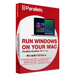 PARALLELS DESKTOP 10 FOR MAC RETAIL BOX EU