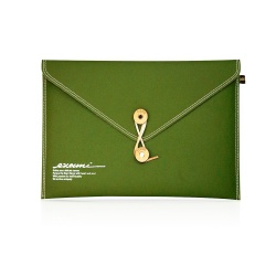 ORYGINALNE ETUI EVOUNI NON- TEAR PAPER ENVELOPE - OLIWKOWE - MACBOOK AIR 11''