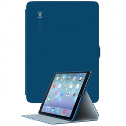 Speck StyleFolio - Etui iPad Air (Deep Sea Blue)