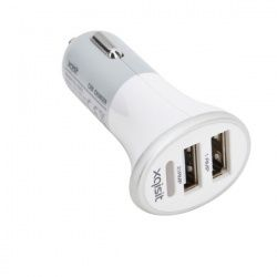 Xqisit Dual USB Car Charger 3,1A