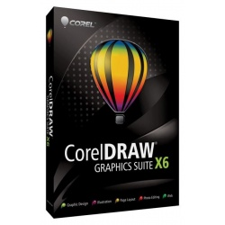 CorelDRAW Graphics Suite X6 Win Box