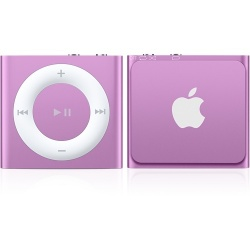 Apple, iPod shuffle 2GB, fioletowy, MD777RP/A