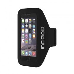 Incipio PERFORMANCE Armband - Sportowa opaska do iPhone 6 (czarny)