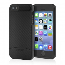 Incipio EDGE CF Case - Etui iPhone 5/5S (czarny)