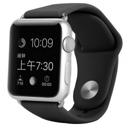 BENKS AURORA APPLE WATCH 38MM BLACK