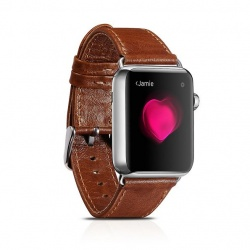 ICARER BAND VINTAGE APPLE WATCH 38MM BROWN