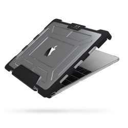 URBAN ARMOR GEAR MACBOOK 12 ICE/BLACK
