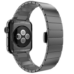 BRANSOLETA HOCO BAND METAL 2 POINTERS APPLE WATCH 42MM GRAY