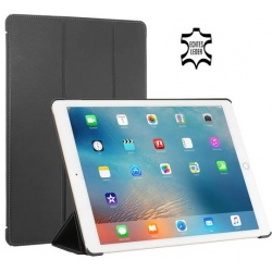 Etui Apple iPad Pro - Couverture, black nappa