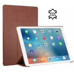 Stilgut, Etui Apple iPad Pro - Couverture, cognac
