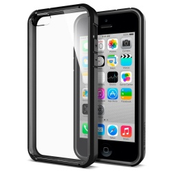SPIGEN SGP ULTRA HYBRID IPHONE 5C BLACK