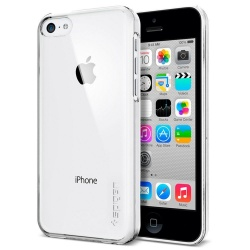 SPIGEN SGP ULTRA FIT IPHONE 5C CRYSTAL CLEAR