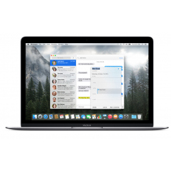 MacBook 12 -inch Retina Core M 256GB Space Gray