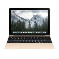 MacBook 12 -inch Retina Core M 256GB Gold