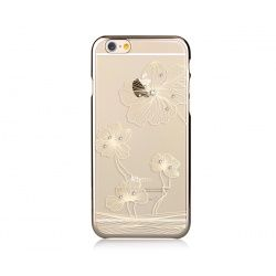 COMMA CRYSTAL FLORA 360 FOR IPHONE6S/6 GOLD