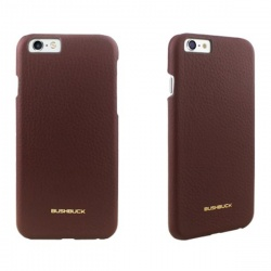 BUSHBUCK ETERNAL LEATHER CASE - ETUI SKÓRZANE DO IPHONE 6/6S (BORDOWY)